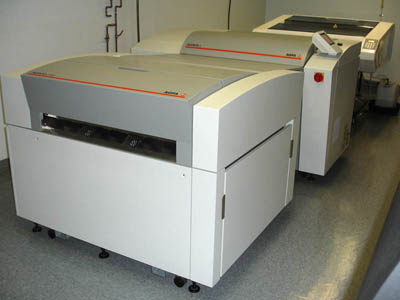 AGFA Accento S Thermal Platesetter