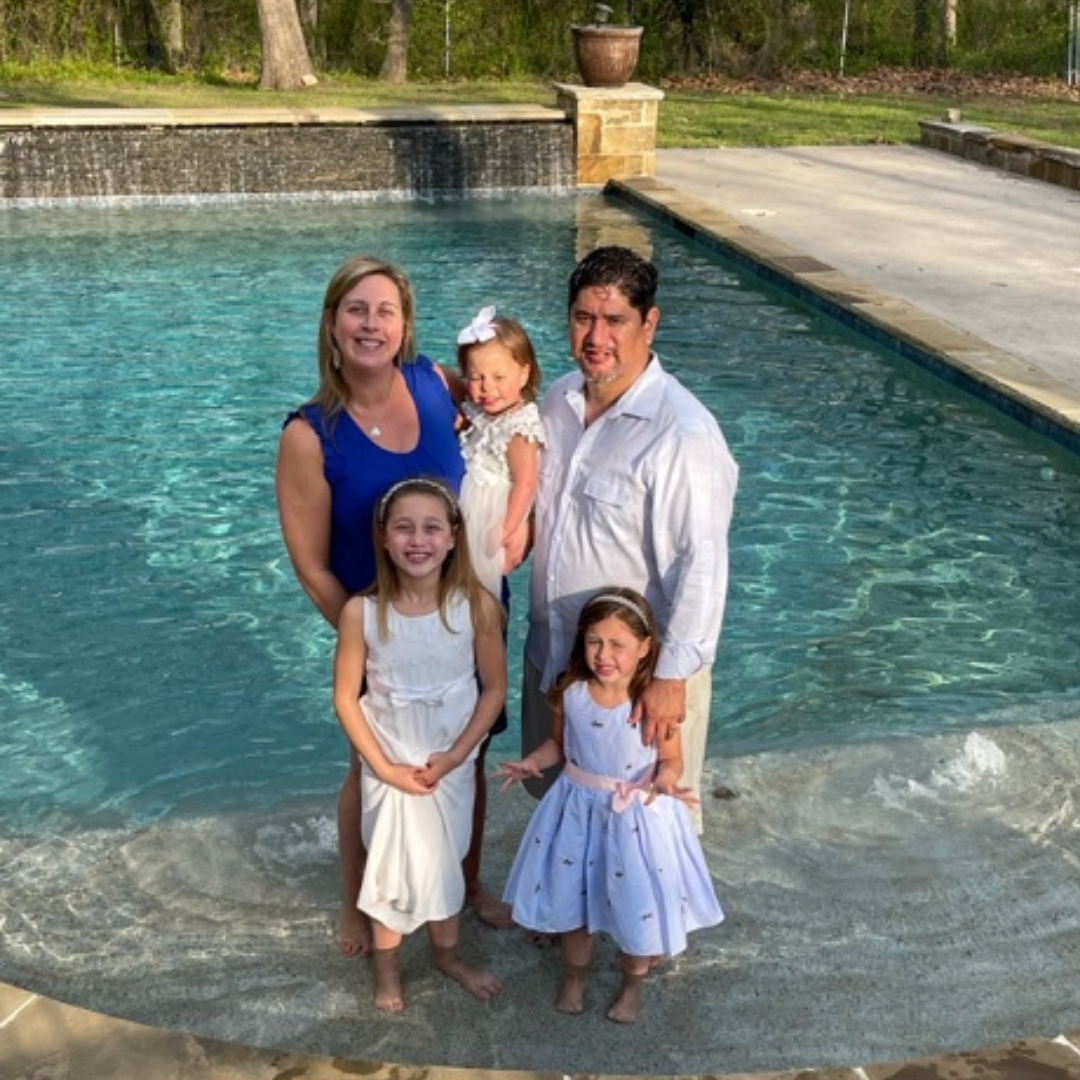 Mending the Third Heart in a Quartet of Daughters - A Donor Milk Recipient Story