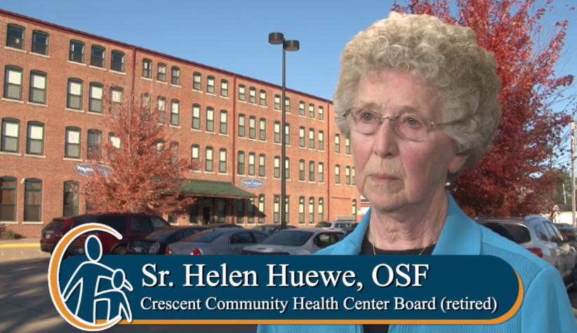 Remembering Sister Helen Huewe
