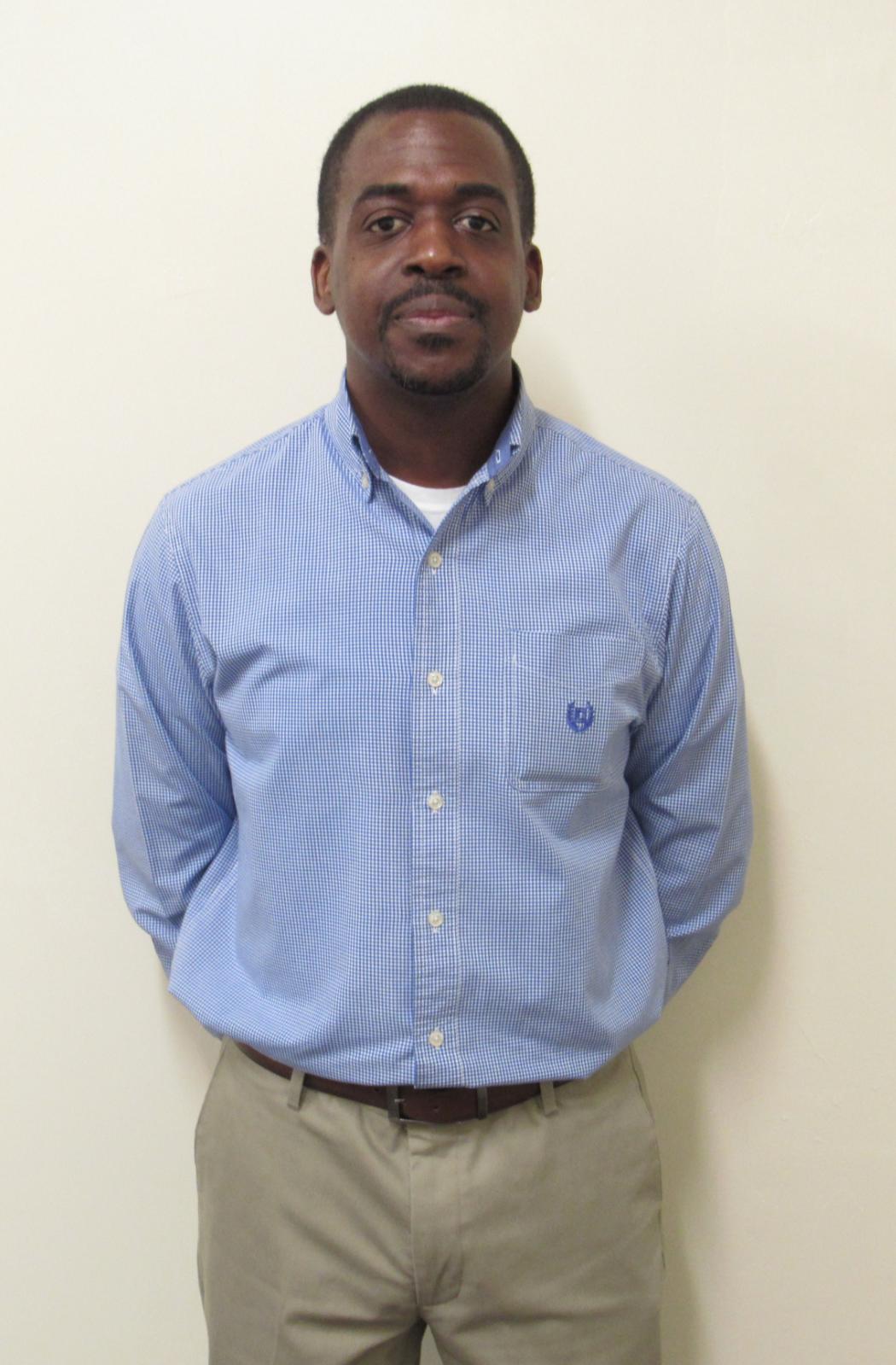 Director of Program Development & Evaluation – Michael Woods