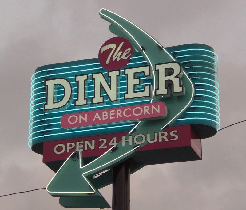 The Diner on Abercorn