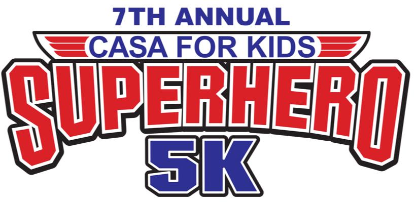 7th Annual 5k Superhero run/walk