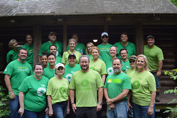 BP Energy Workday at Edith Moore