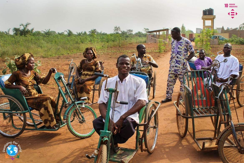 Sustainable development goal 10 – Reducing Inequalities