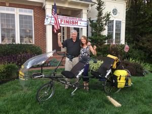 Reflections on the Inaugural Cause Warrior Ride: An Interview with Darrel & Roseann Mooney