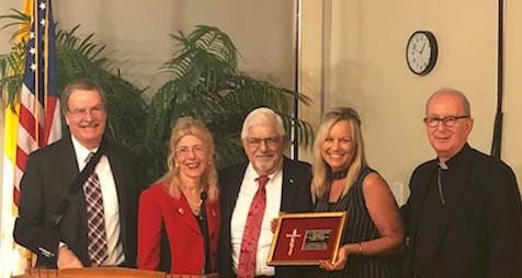 The St. Martin de Porres Award