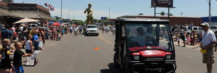 Nebraskaland Parade