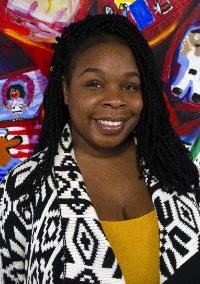 Alisa Moore, Program Coordinator - CK 26