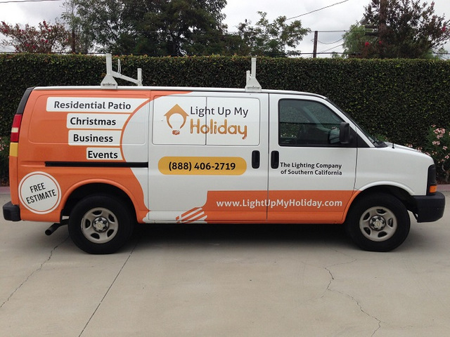 Market your business with vehicle graphics