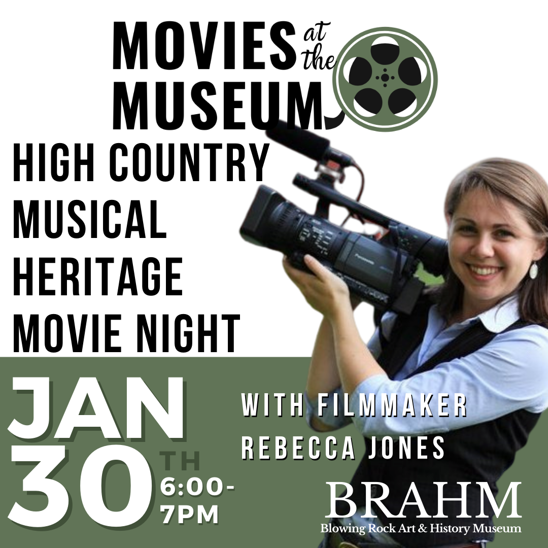 Jan 30th | Movies at the Museum
