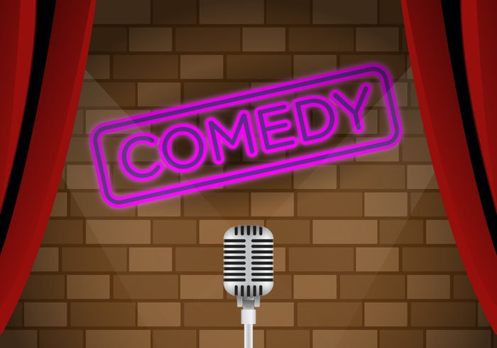 Comedy Night Saturday, October 19!