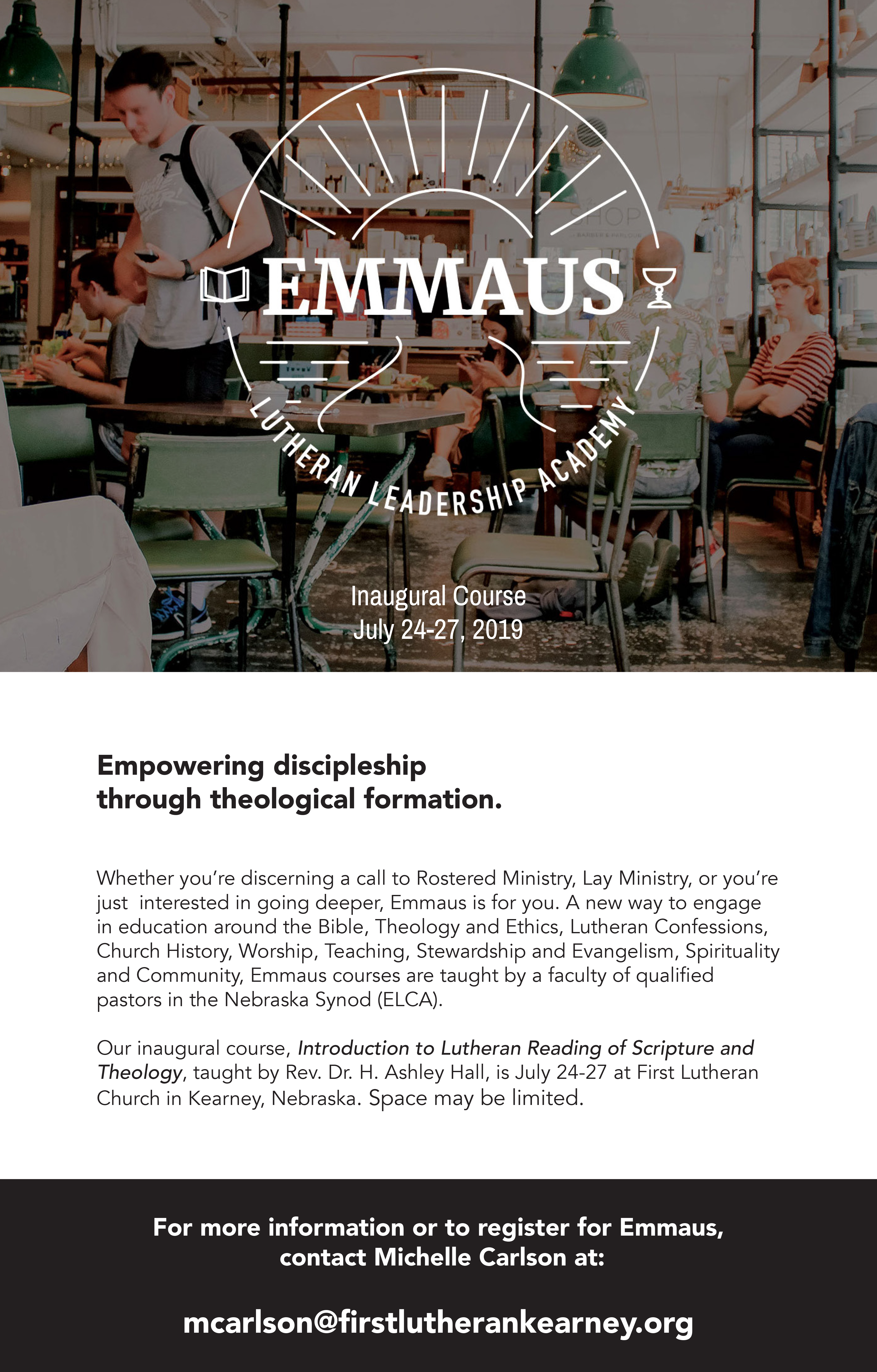 Emmaus- Lutheran Leadership Academy
