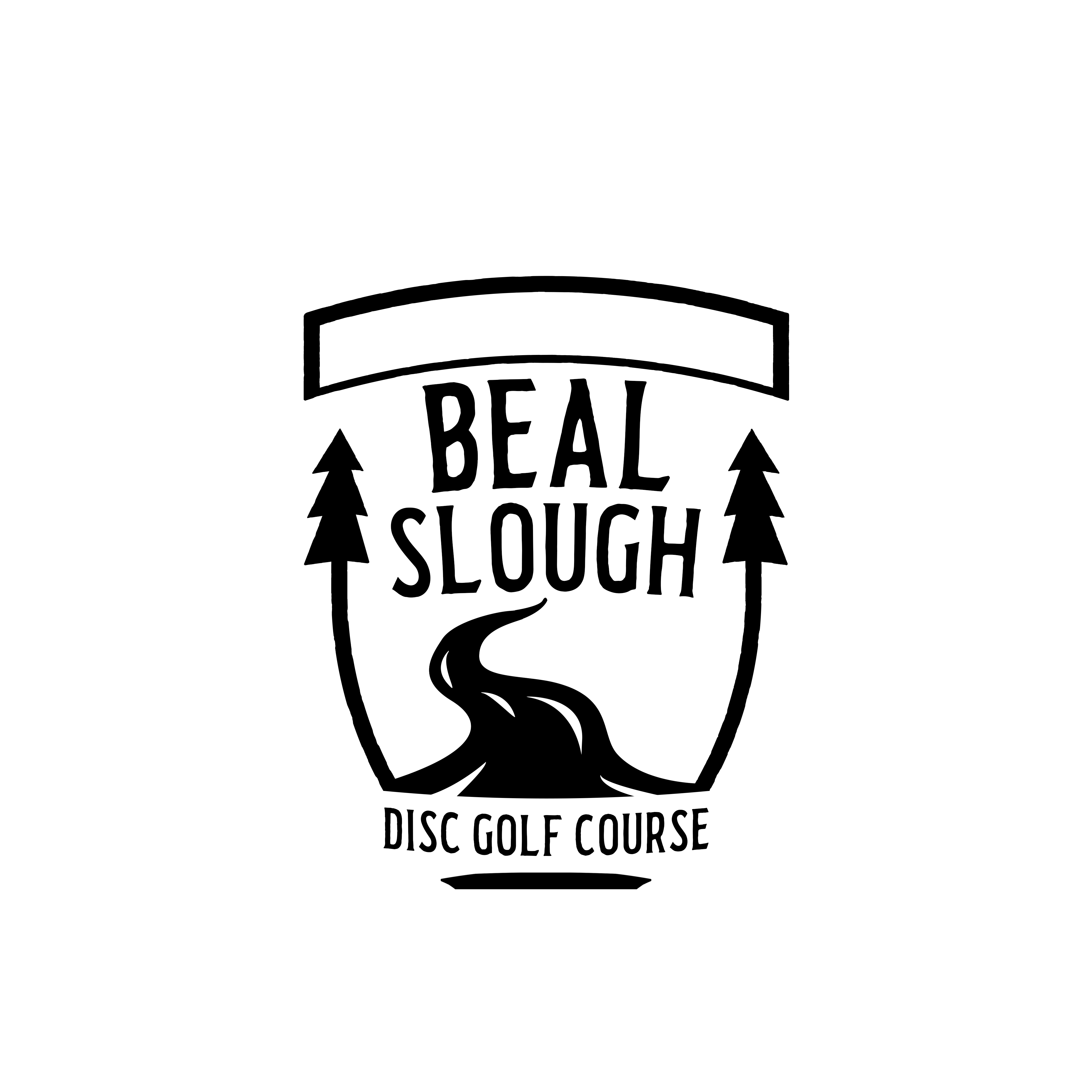 Beal Slough Greenway Disc Golf Course