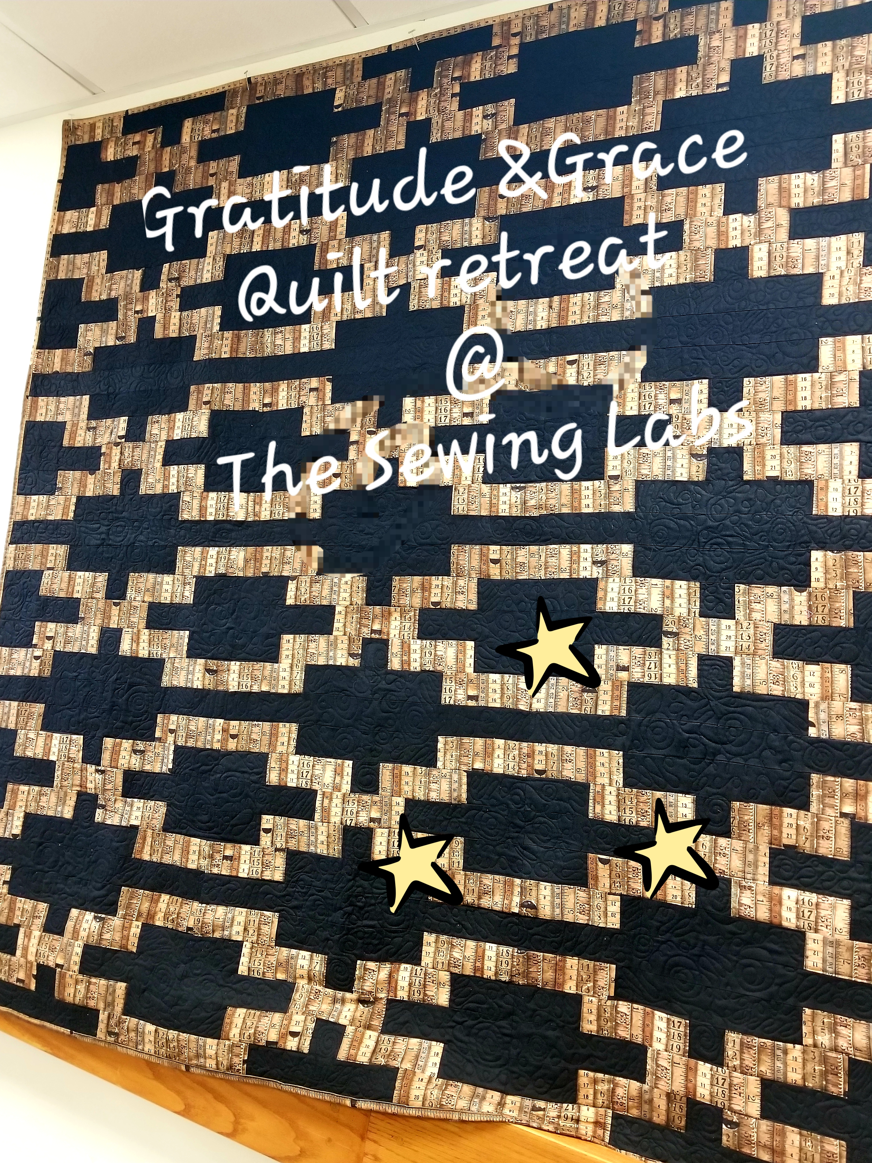 Gratitude & Grace Quilting Retreat