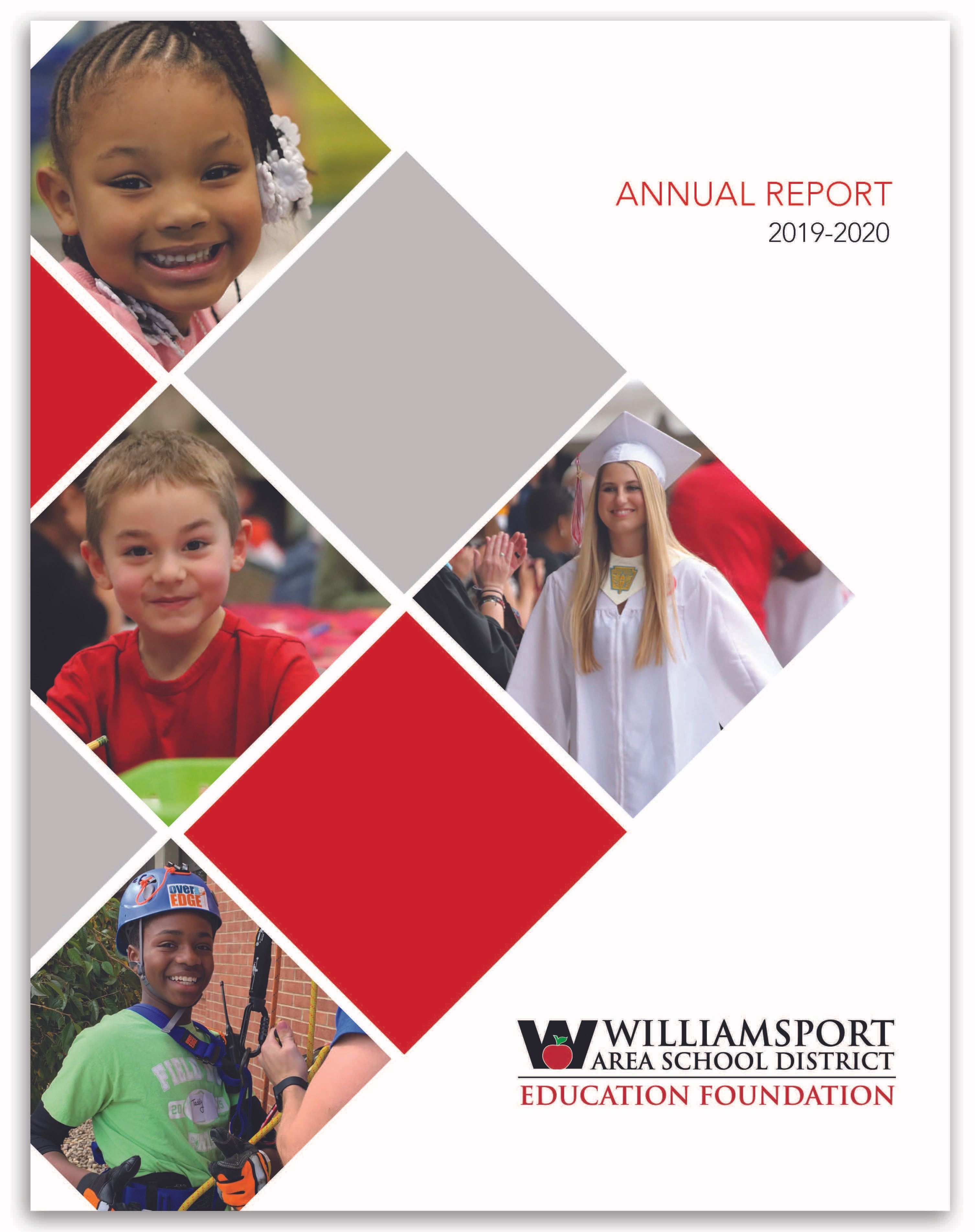 WASD Education Foundation Releases 2019-2020 Annual Report