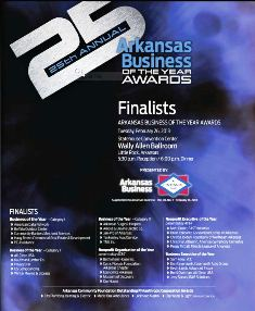 Economics Arkansas featured in Arkansas Business of the Year Award supplement