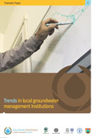 Trends in Local Groundwater Management Institutions