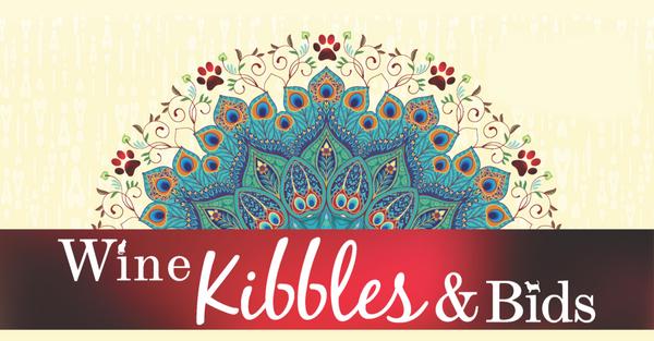 Wine, Kibbles and Bids!