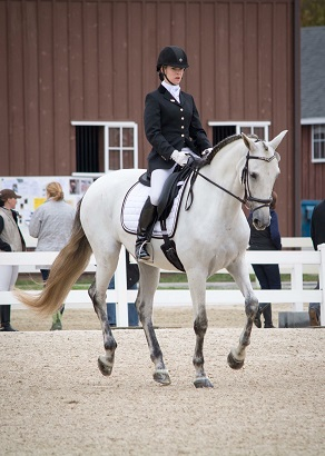 Youth Rider Amanda Perkowski Awarded Grant From TDF's Renee Isler Dressage Support Fund