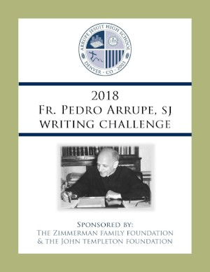 arrupe jesuit high school  student life  clubs  activities  click here to read the  finalist essays
