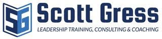 Scott Gress Leadership Training, Consulting & Coaching