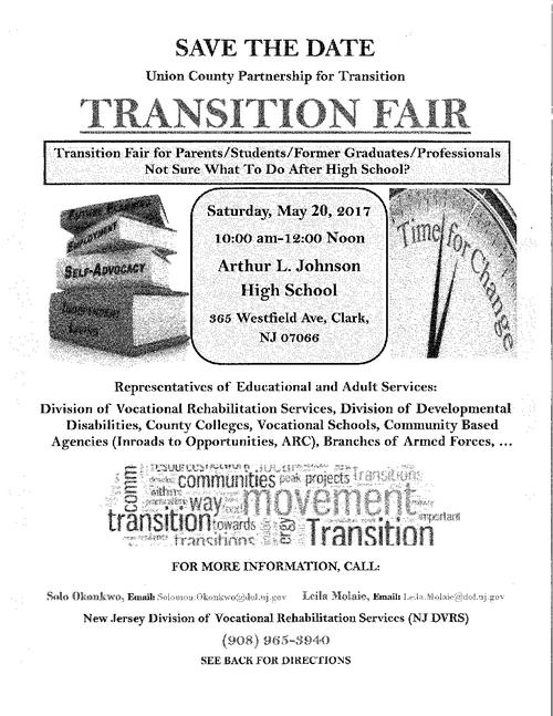 Transition Fair (Union County)