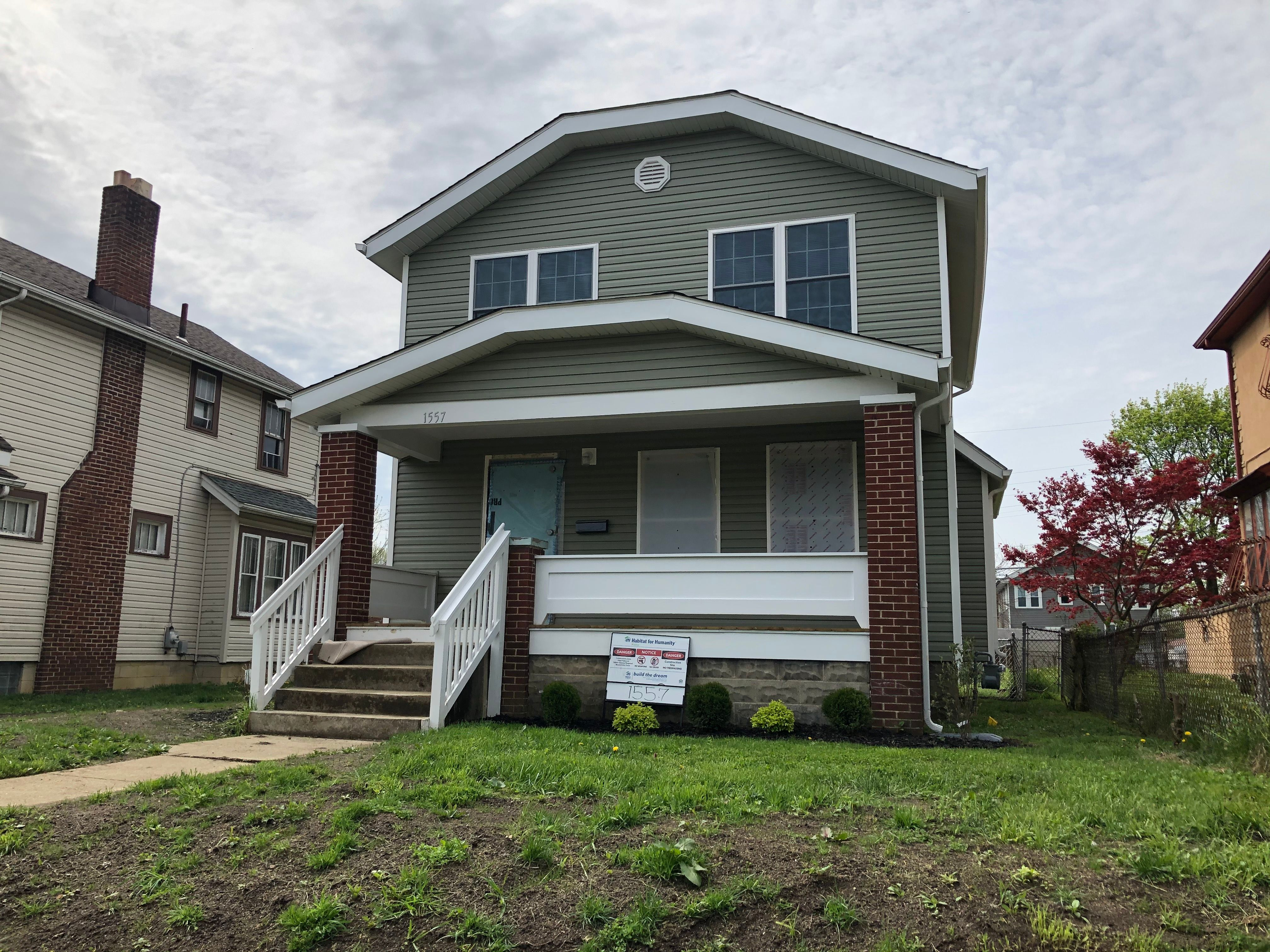 Virtual Home Dedication- 1557 Republic Ave.