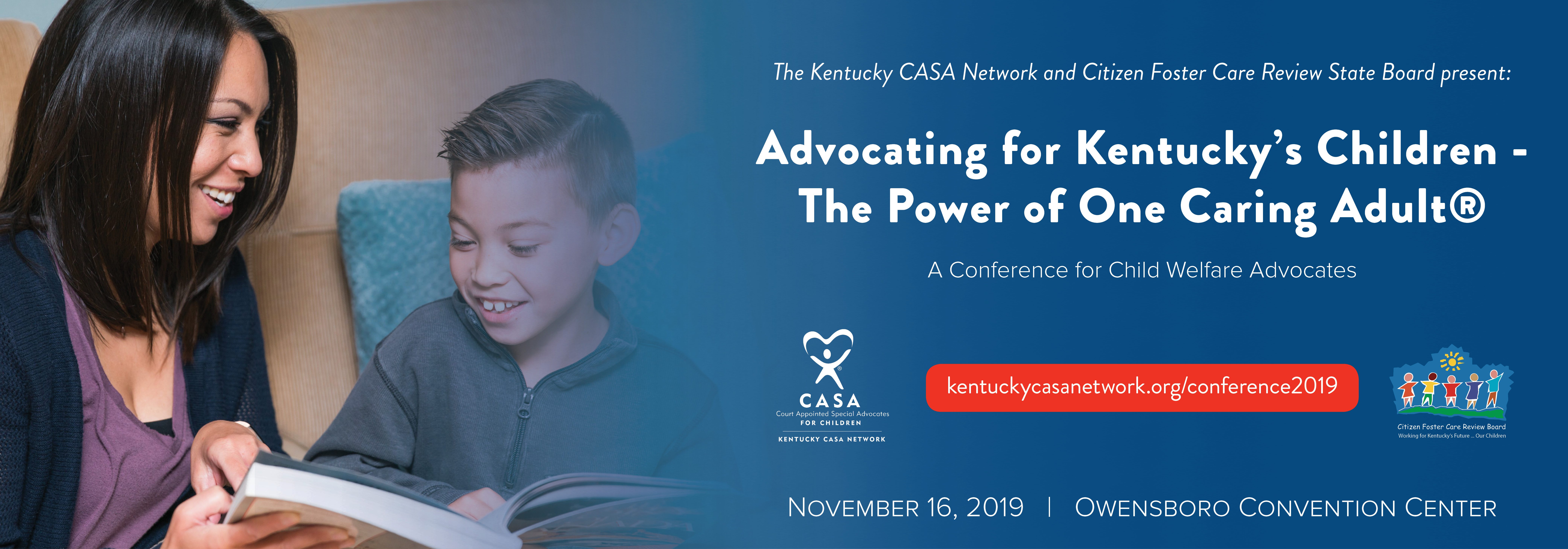 Advocating for Kentucky's Children – The Power of One Caring Adult ® Conference