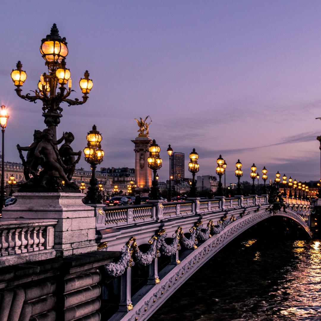 An Evening in Paris, Night of Independence Gala