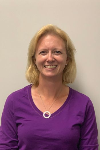 Administrative Assistant, Misti Raburn