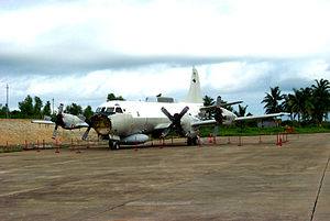 2001: Hainan Island incident involving Navy EP-3