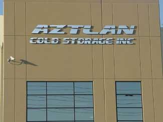 AZTLAN 3D LETTERS