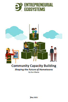 Shaping the Future of Hometowns with Community Capacity Building