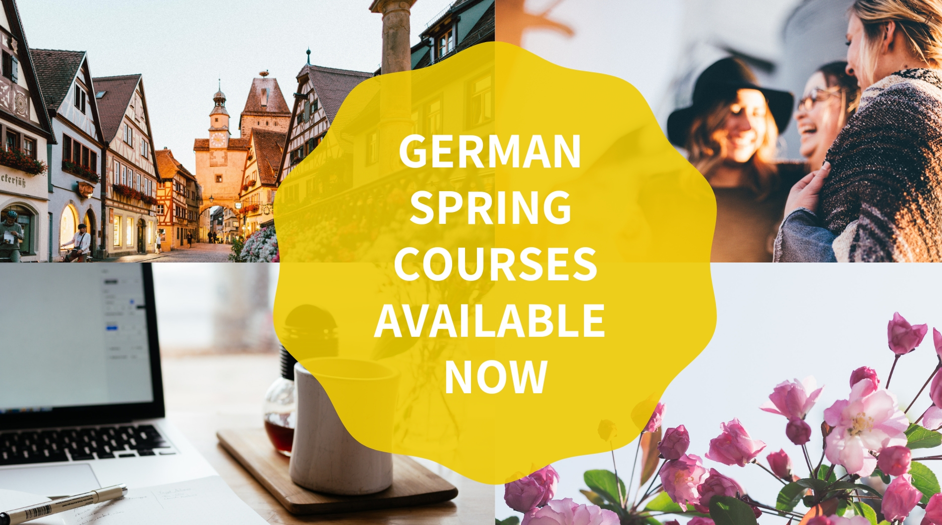 Spring German Courses