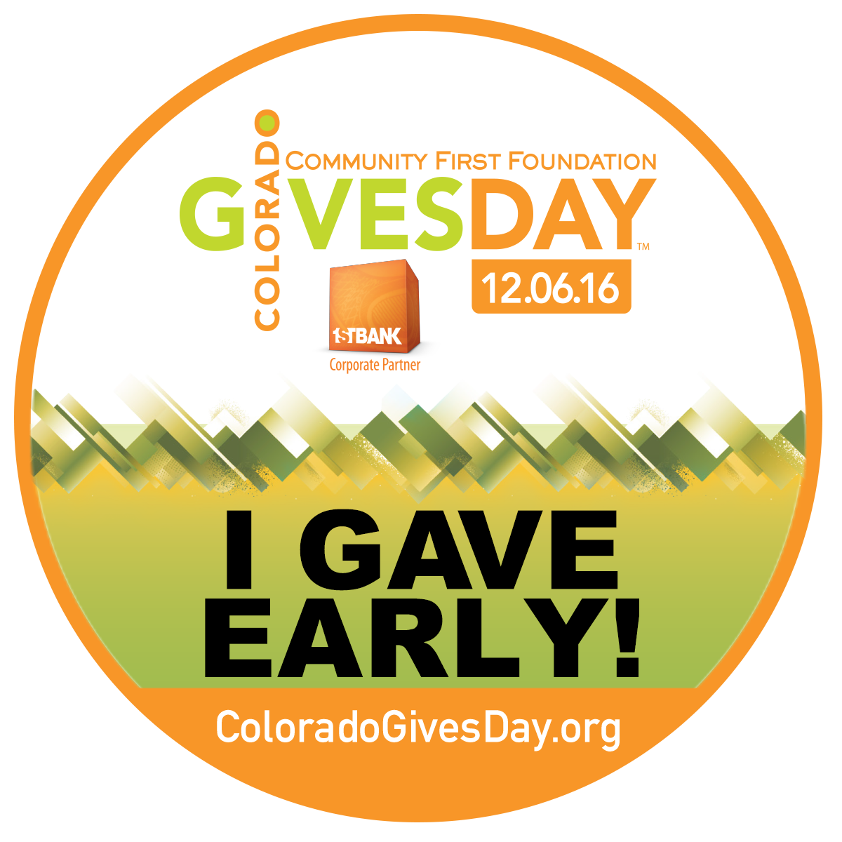 Colorado Gives Day is Tuesday, December 6th