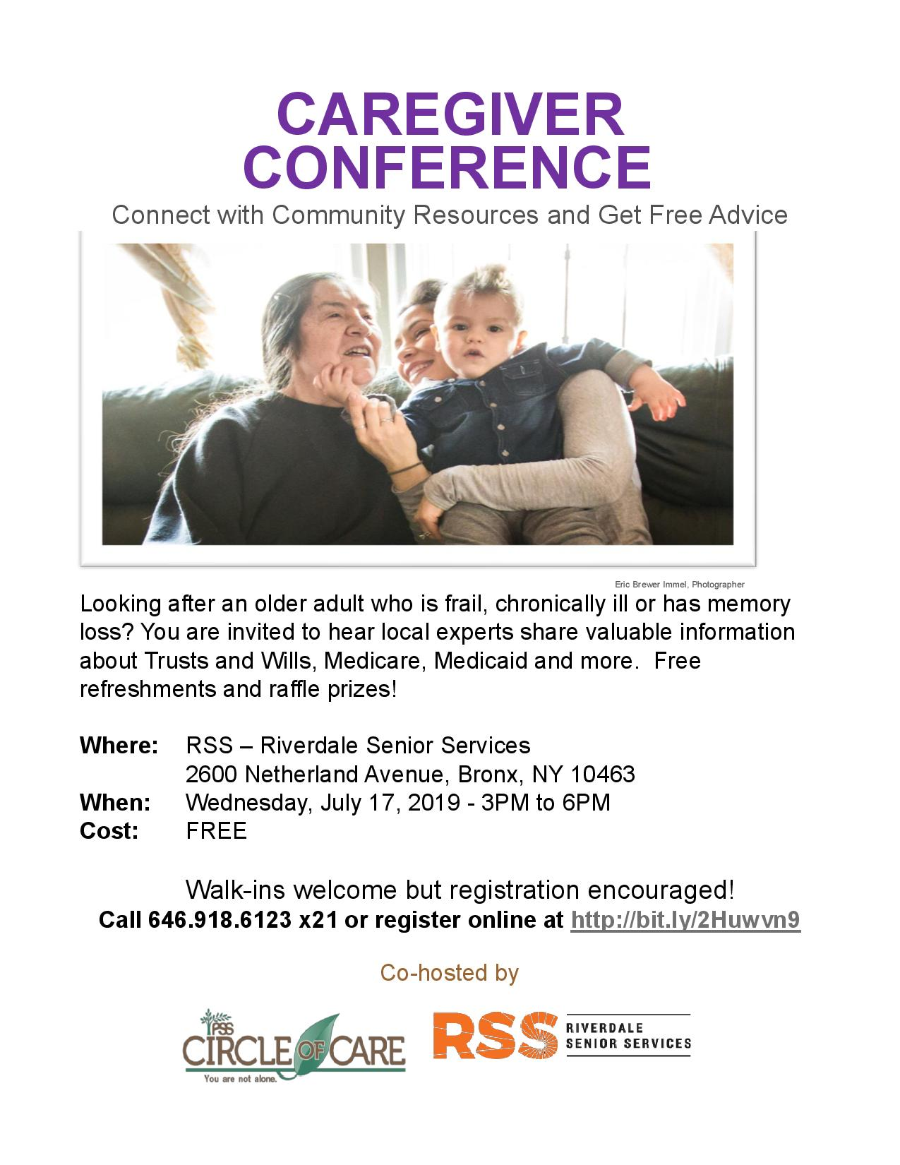 Bronx Caregivers Conference