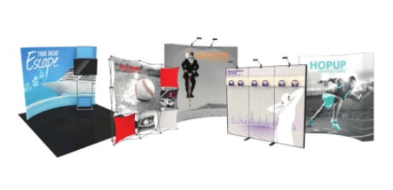 Trade Show Displays Array