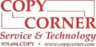 Copy Corner Scholarship for Community Service - $1,000
