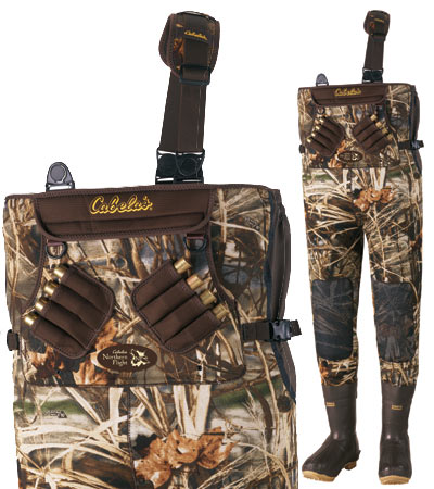 Cabela's Northern Flight One-Strap Waders