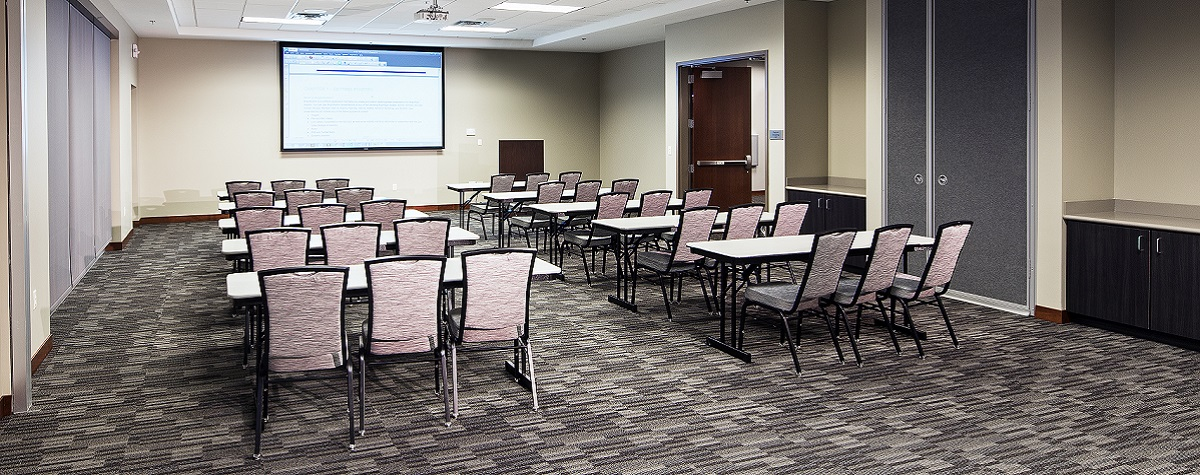 Flexible Meeting & Conference Spaces