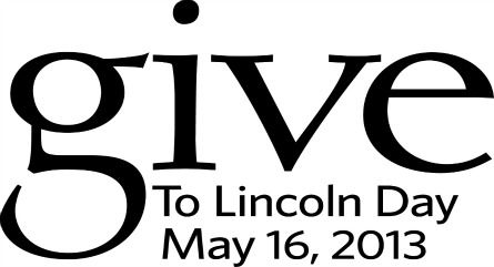Give to Lincoln Day is in 2 weeks!