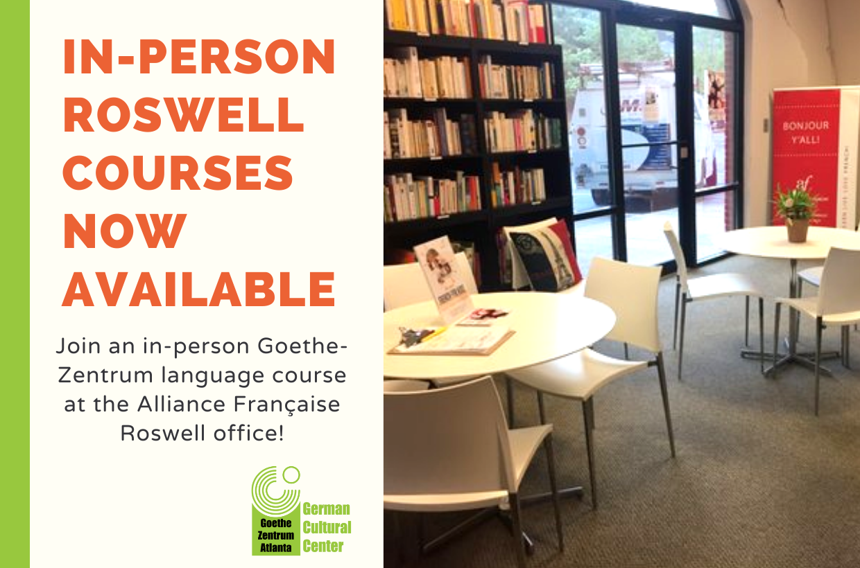 Roswell Courses Now Enrolling