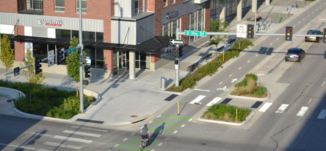 N Street Bikeway/BikeLNK