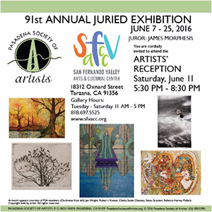 91st Annual Juried Exhibition