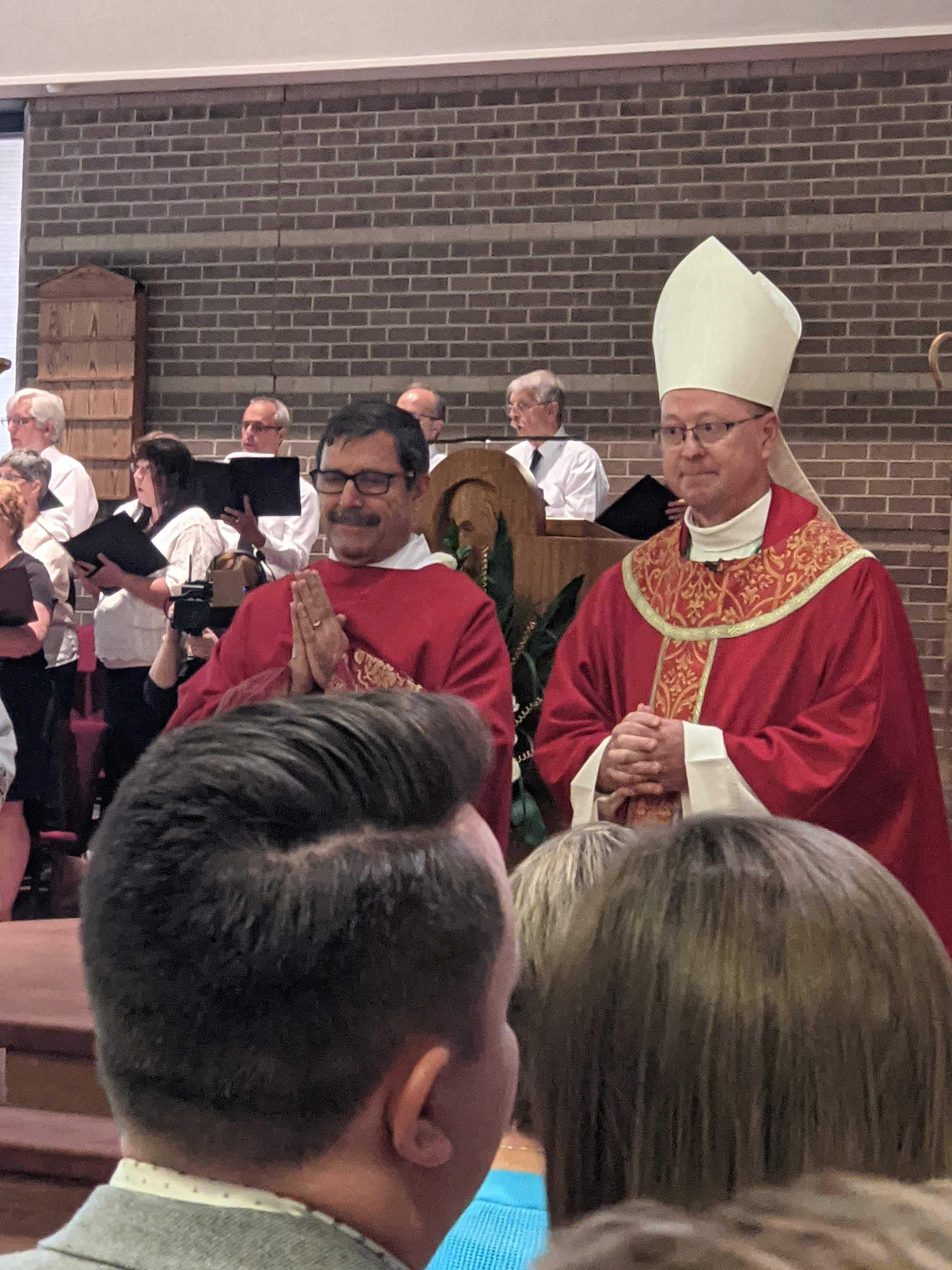 Bishop Golka Ordination Photos