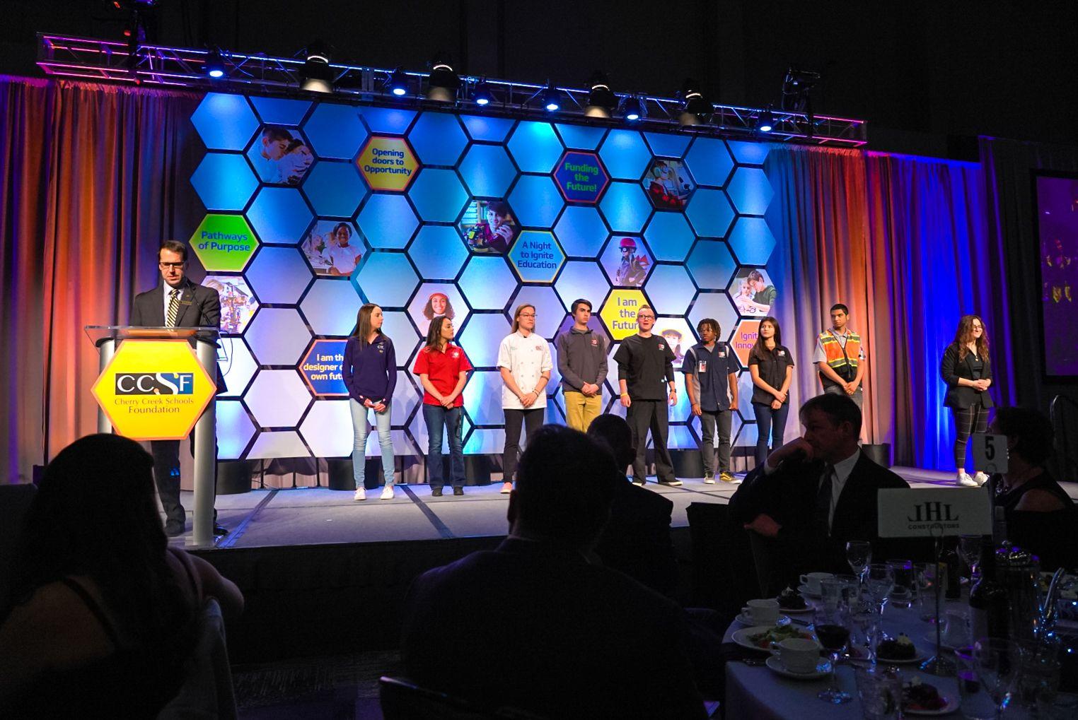 "CCSF Gala unites community for a ""Night to Ignite Education"""