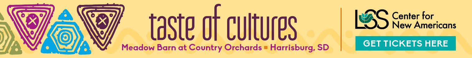 Taste of Cultures Event: Proceeds support refugee families new to the country. Buy tickets online here.
