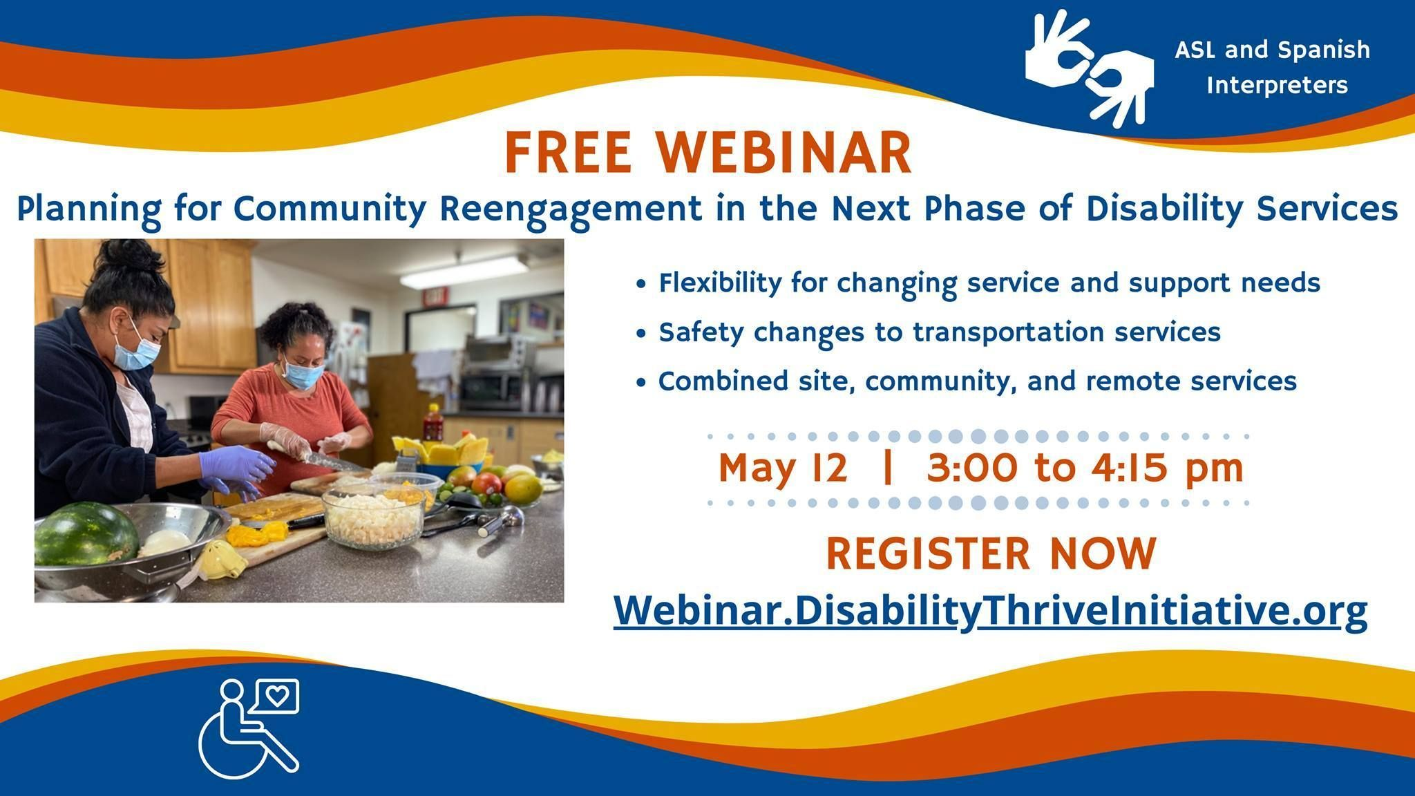 Topic Planning for Community Reengagement in the Next Phase of Disability Services