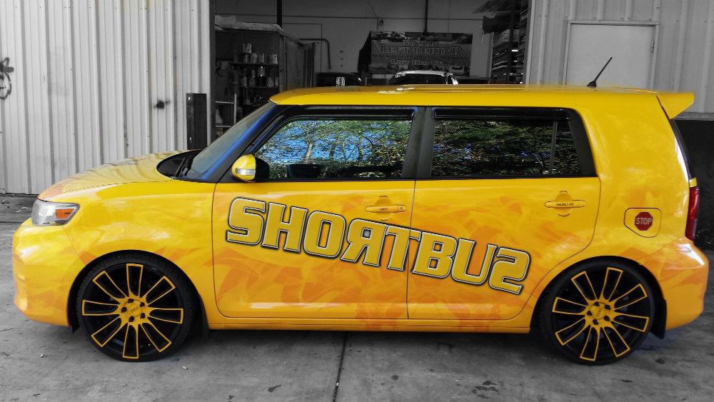 Shortbus Driver
