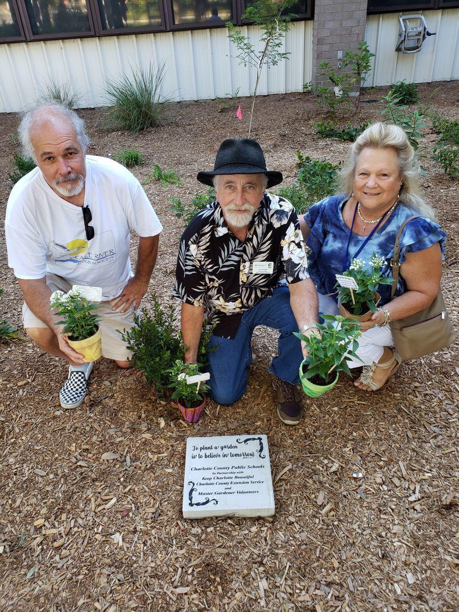 Rob Mills-Peace River Audubon Society and Master Gardener
